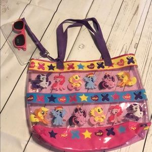Other - My little pony tote bag